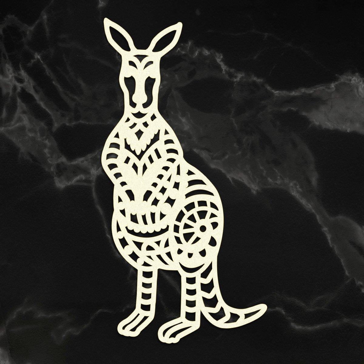 Sunburnt Country - Traditional Kangaroo