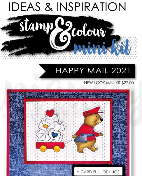 Happy Mail Inspiration Book