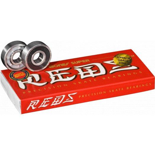 Bones Super Reds Bearings (1 Set)