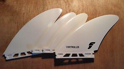 Futures Controller Quad fin