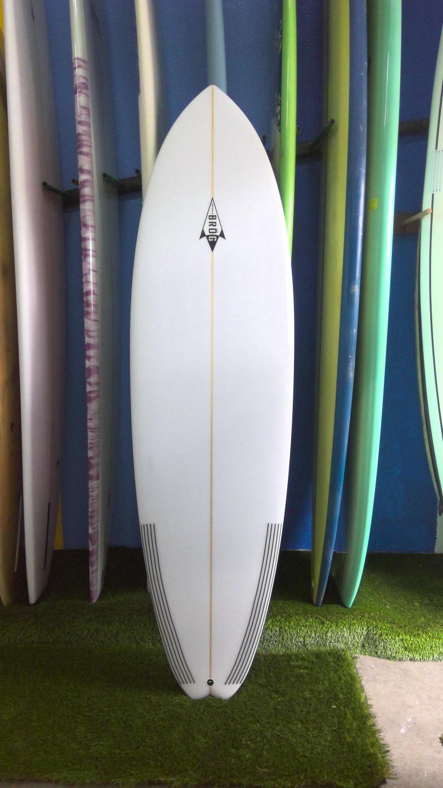 Brog Twinchilla Model