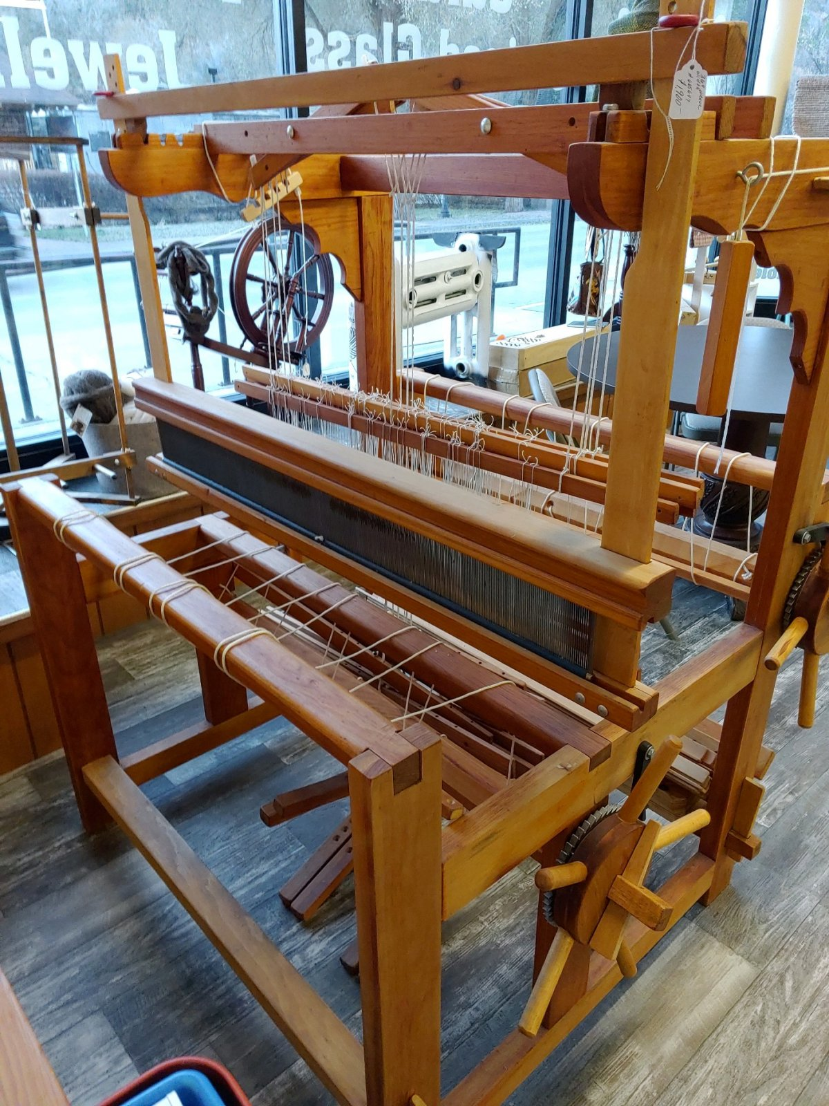 Countermarch Loom 4/6 36