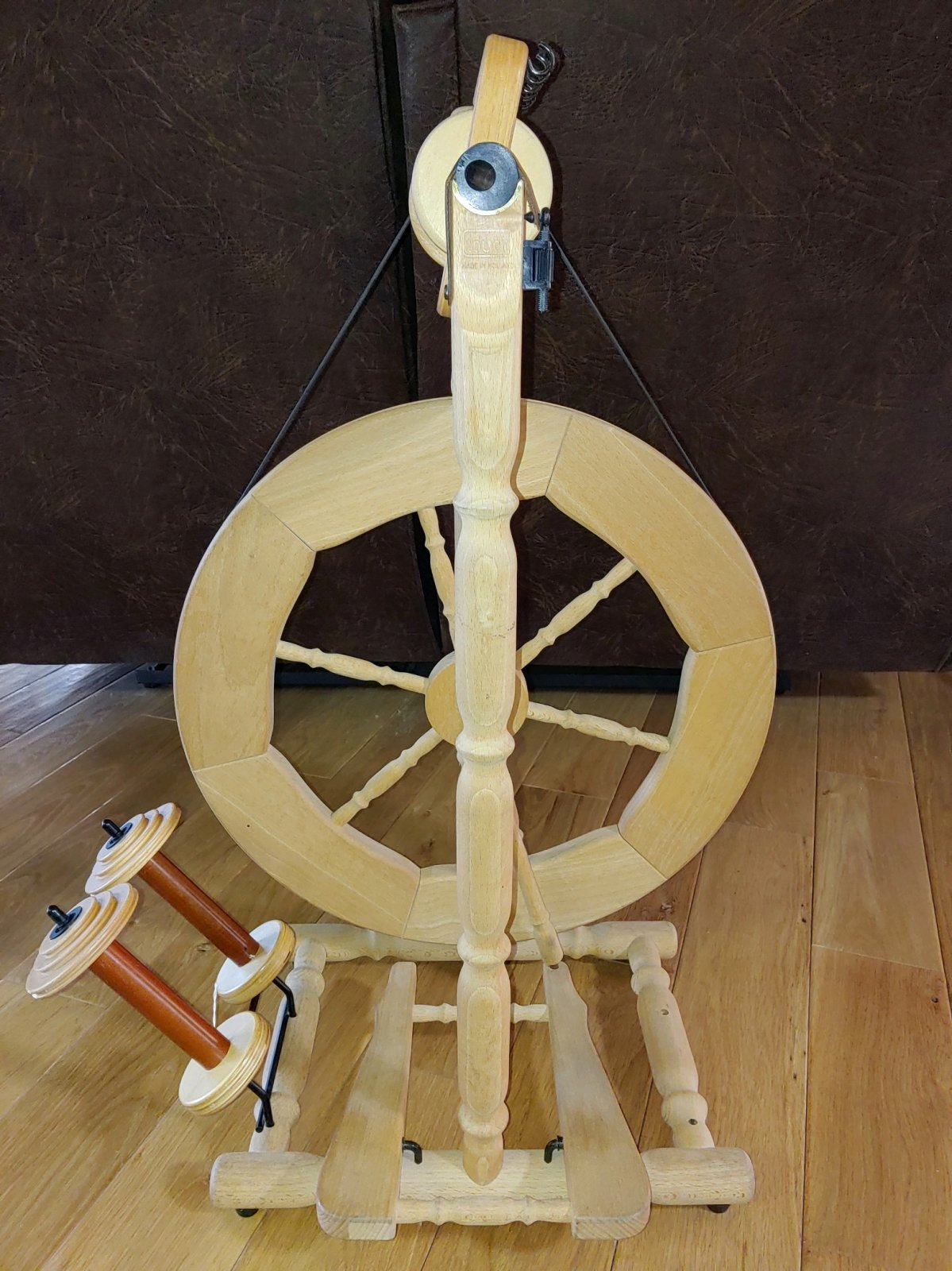 Vintage Louet S70 Spinning Wheel