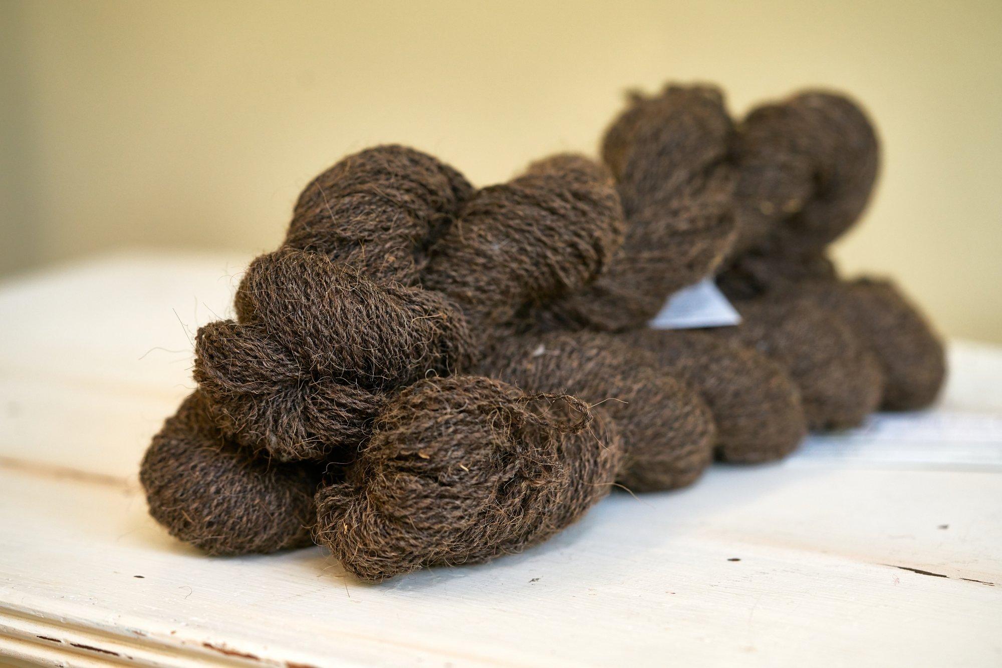 Braun Sport Yarn Bison 40 / dk Wool 60