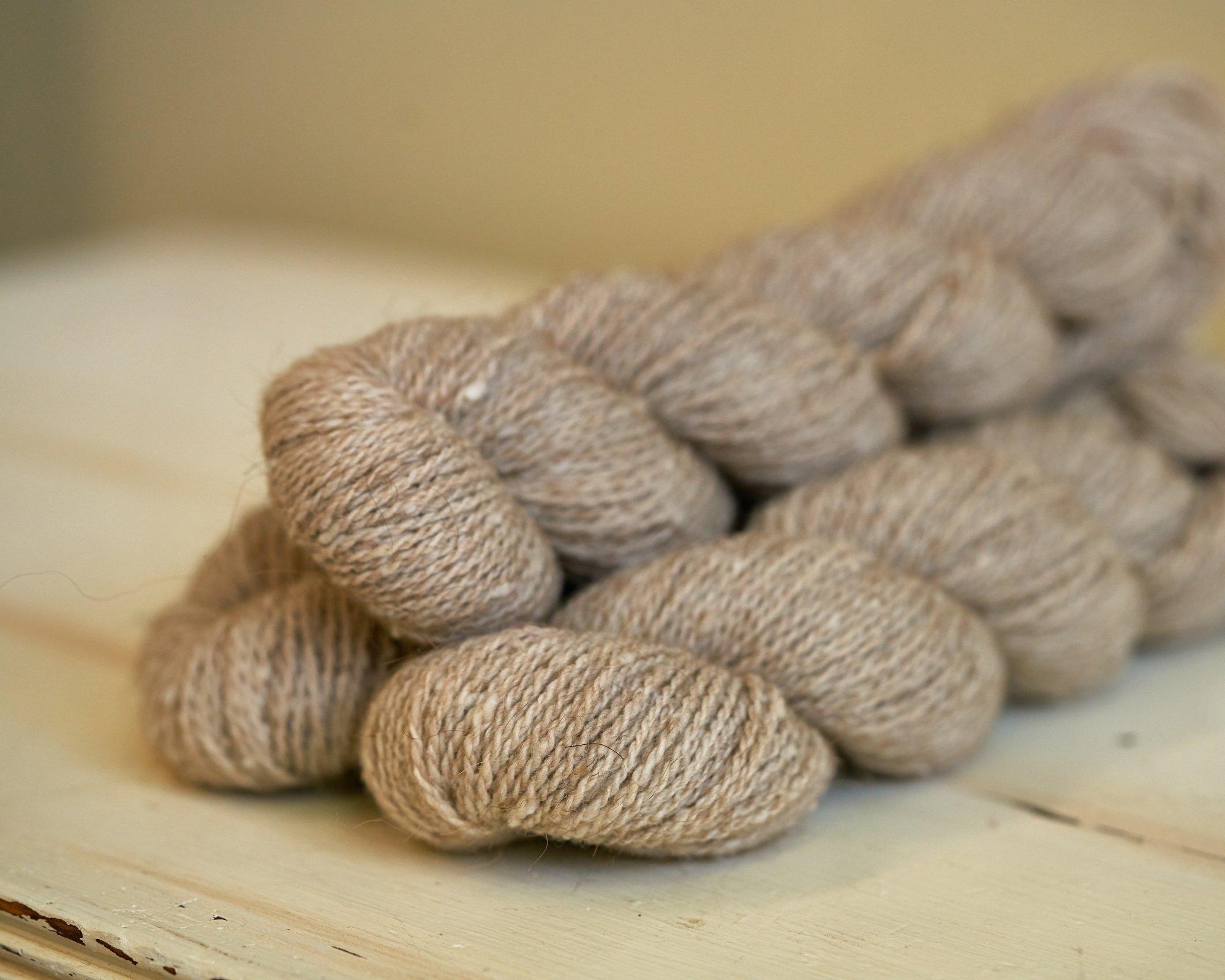 Evans Sport Yarn Bison 25 / Wool 75