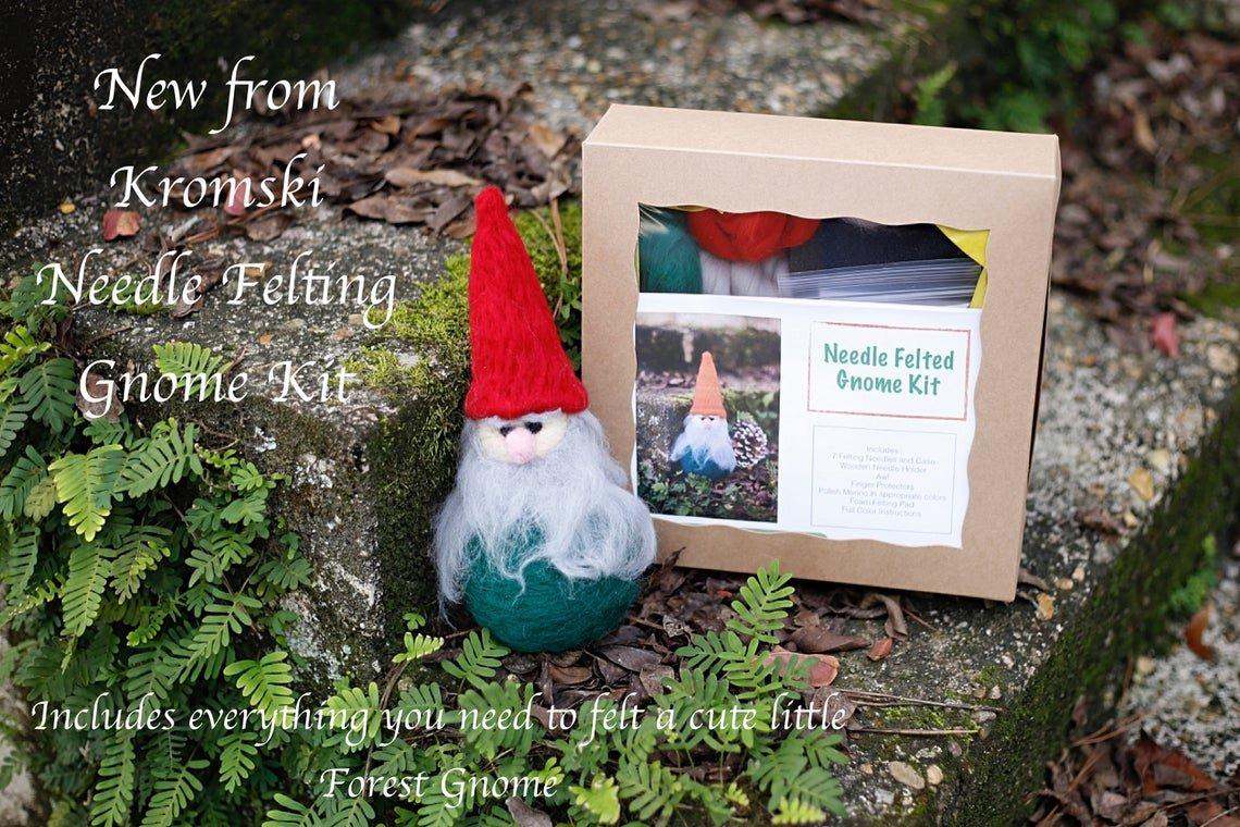 Felting Kit - Gnome