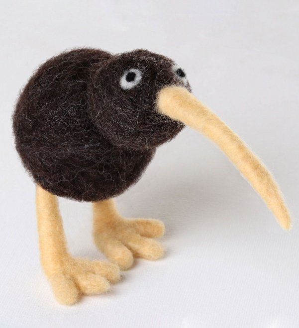 Felting Kit - Kiwi