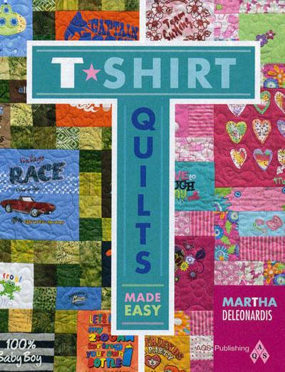 T Shirt Quilts Book
