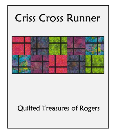 Criss Cross Runner Pattern