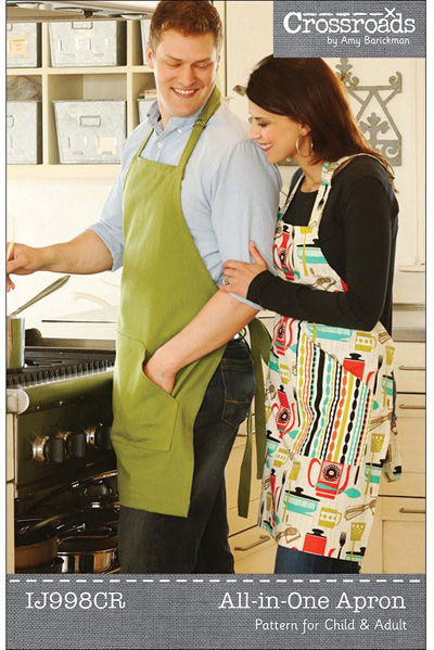 All-in-One Apron Pattern