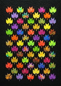 Fall Colors Quilt Kit
