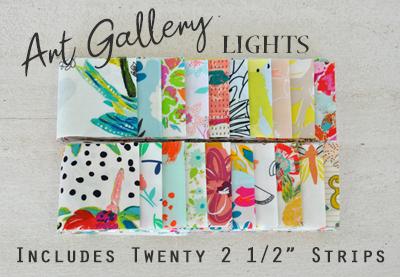 Art Gallery Strip Pack: Lights
