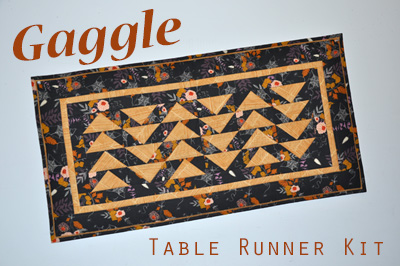 Gaggle Table Runner Kit