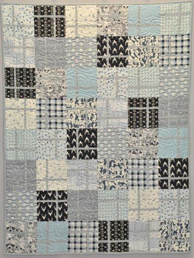 It's My Birthday Quilt Kit: BLUE