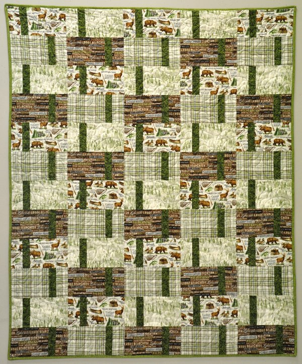 Divide and Conquer Quilt Kit