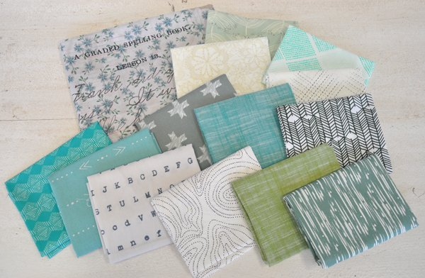 Intrigue Quilt Kit