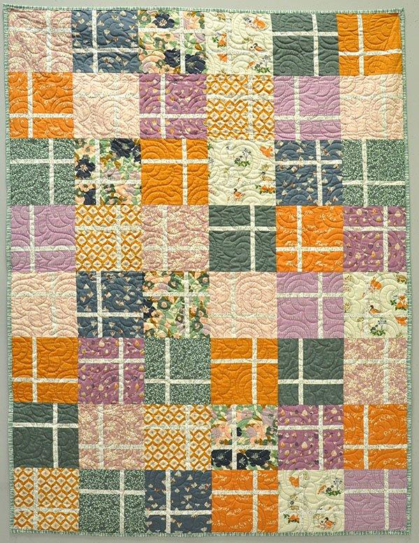 It's My Birthday Quilt Kit: Lilliput