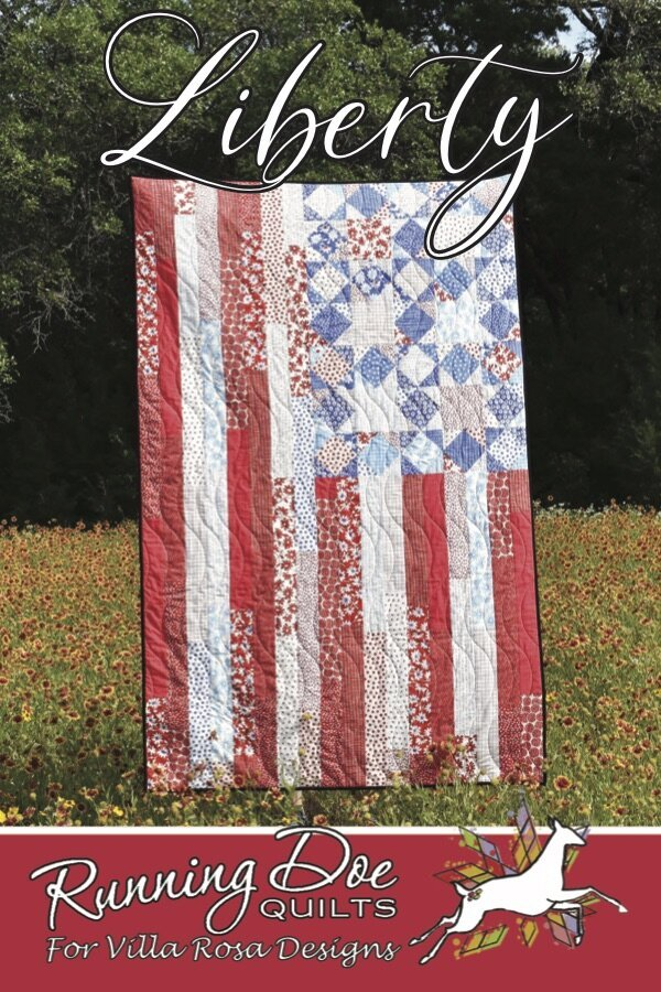 Liberty Quilt Pattern