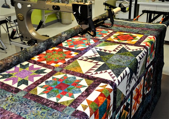 Edge2Edge Quilting Longarm Quilting Services Long arm Quilting Service