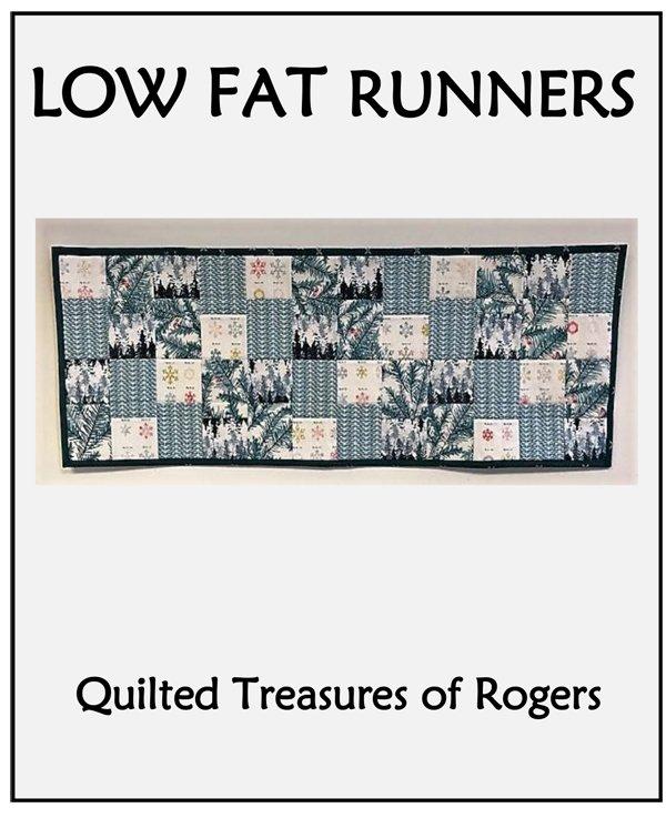 Low Fat Runners Pattern