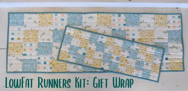 Low Fat Runners Kit: Gift Wrap