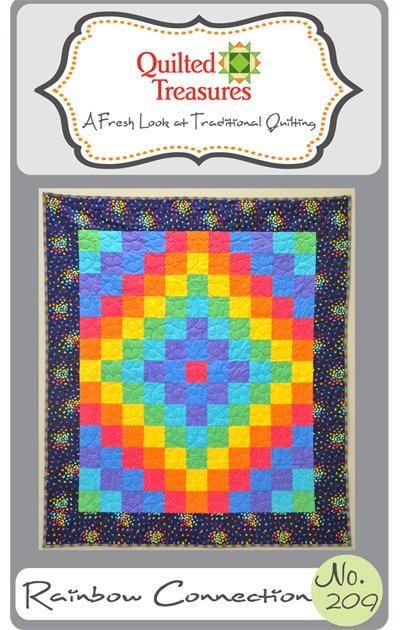 209: Rainbow Connection Pattern