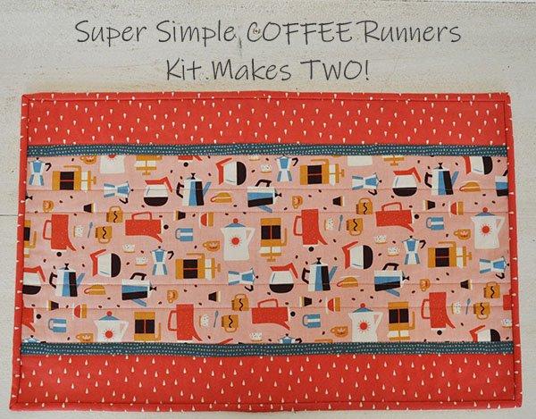 Super Simple Coffee Runners Kit