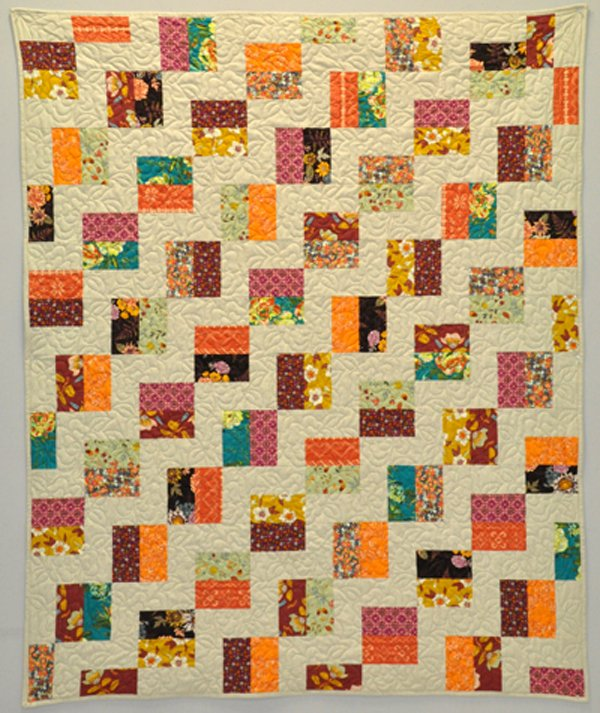 Texas Two Step Lap Quilt Kit