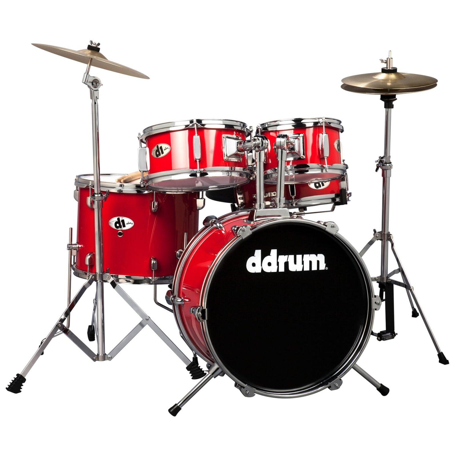 ddrum D1 Junior- Complete Drum Set with Cymbals