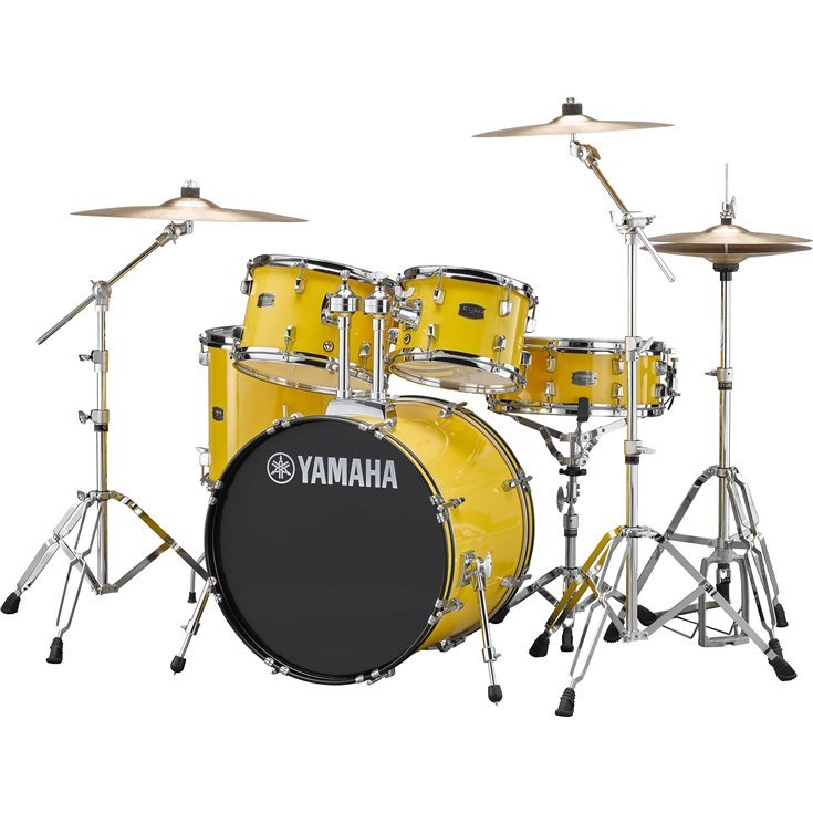 Yamaha Rydeen Mellow Yellow Shell Kit