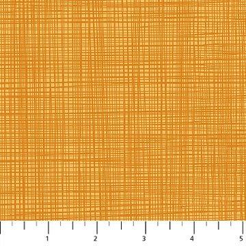 10046-55 - Northcott Charlotte's Garden Lily's Linen - Yellow