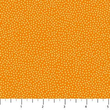 10048-55 - Northcott Charlotte's Garden Stipple - Yellow
