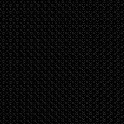 10404-12 - Kanvas Daisy Chain - Black