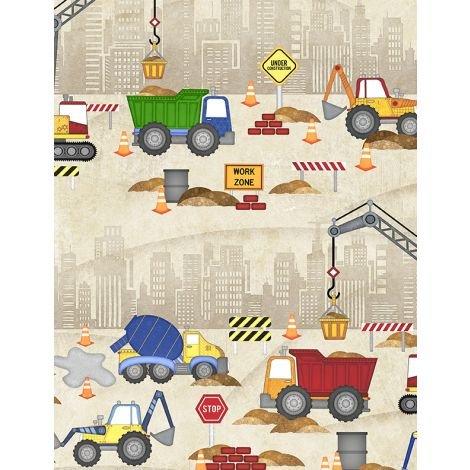 82640-275 - Wilmington Building Dreams Construction Site - Tan