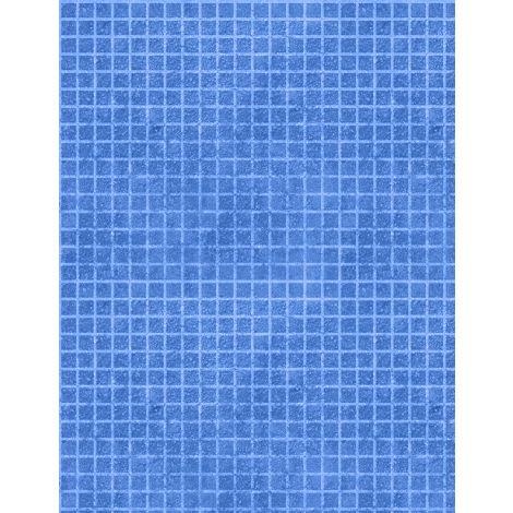 82646-444 - Wilmington Building Dreams Grid - Blue