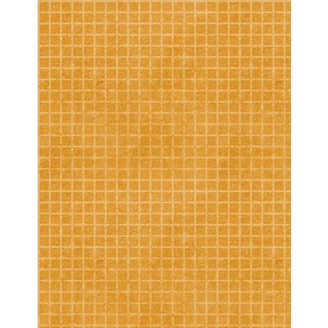82646-888 - Wilmington Building Dreams Grid - Orange