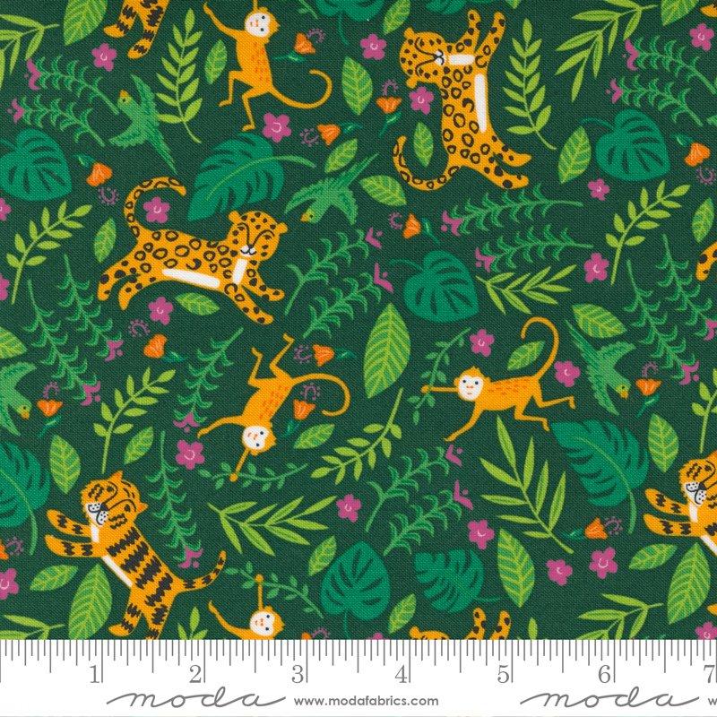 20783 22 - Moda Jungle Paradise Jungle Fun - Palm