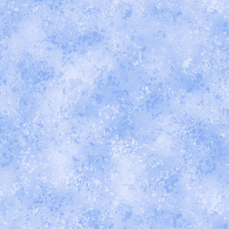 27935-BZ - Quilting Treasures Rapture Blenders - Arctic Blue