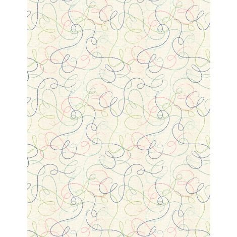 27620-147 - Wilmington Sew Little Time Thread Toss - Cream