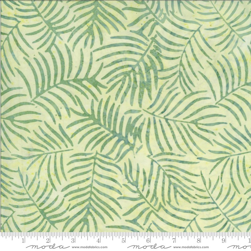 4357 33 Moda Malibu Batiks - Fern