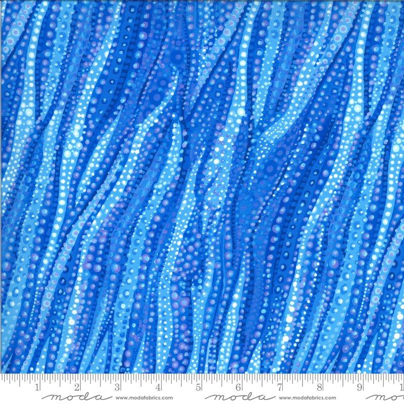 51244-13D Moda Dreamscapes - Light Blue