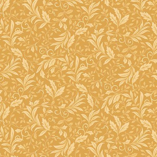 6124-32 - Benartex Garden Vine - Medium Honey