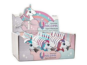 Tula Pink Unicorn Tape Measure - 60 Inches