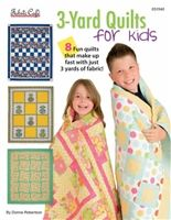 3 Yard Quilt For Kids by Fabric Cafe