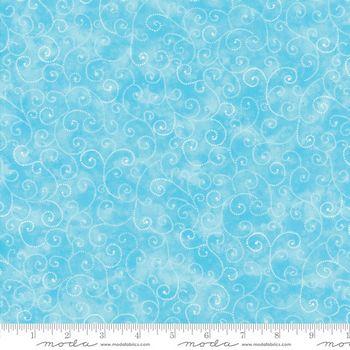 9908-74 Moda Marble Swirls - Turquoise