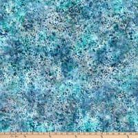 5643-449 - Wilmington Batiks - Coconut Sticks - Dark Blue