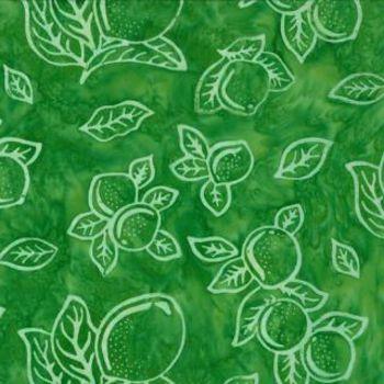 43010-73 - Moda Eat Your Fruit & Veggies - Lime