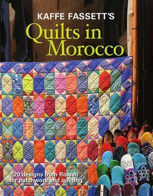 Kaffe Fassett's Quilts in Morocco