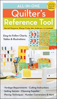 All in One Quilter's Reference Tool - 2nd Edition