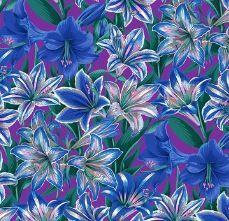 PWPJ104.BLUE Amaryllis